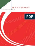 Sistema Nacional de Salud.