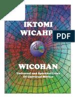 Iktomi Wicahpi Wicohan