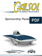 CalSol Sponsorship Packet Web 03-14-11