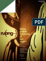 e-magazine arsitektur. ruang 04 2011