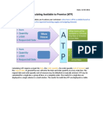 ATP Calculation