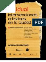 RESIDUAL-Boletin de Prensa