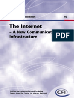 The Internet a New Communicational Infrastructure