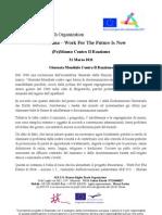 Peacerama - (Po)Stiamo Contro Il Razzismo - F. Bisbano