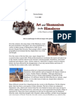Shamanism and Art in the Himalayas