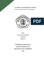 Pancasila Sebagai Paradigma Nasional