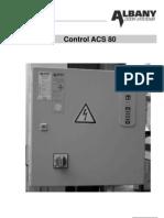 User Manual ACS80 GB