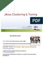 JBoss clustering et tuning (lab 3/3)