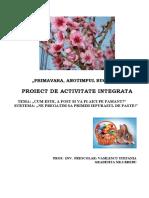 A Venit Primavara
