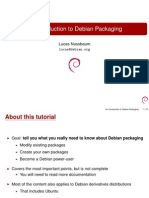 An Introduction to Debian Packaging