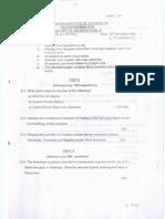 Architecture Design Question Paper architectural design question paper dec 2009