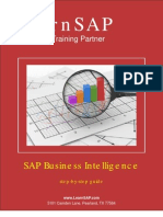 SAP - BI Course Sample