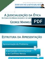 Judicialização da Ética - EBEC 2011