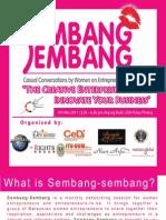 SEMBANG-SEMBANG UTARA PROGRAM BOOK