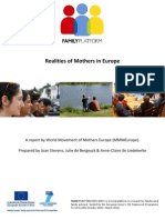 Wp2 Mmm Realities of Mothers in Europe1