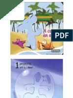 A Contar en El Mar - Libro Infantil