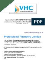 Boiler Repairs South West London