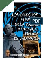 LOS DERECHOS HUMANOS EN LA ESCUELA TEOLÓGICO JURÍDICA DE SALAMANCA