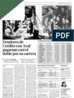 La Tercera - 30/04/2011