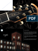 Ovation Guitars Catalog