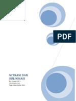 Nitrasi Dan Sulfonasi