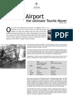 Tourism Changi Airport