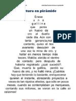 Lecturas en Piramide 2