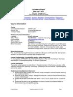 UT Dallas Syllabus for fin6301.0g1.11u taught by Amal El-Ashmawi (ahe013000)