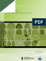 Diatomeas de las aguas costeras de las Islas Canarias