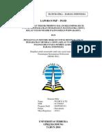 PKP - Probing pada Matematika dan Diskusi pada B. Indonesia
