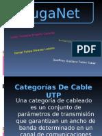 Categorias de Cable UTP 2003
