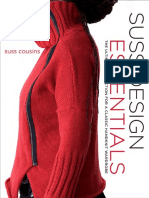 Free Pattern - Golden Evening Top from Suss Design Essentials by Suss Cousins