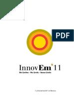Resumen InnovEm 2011