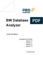 PBS BW Analyser