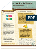 March Monthly Newsletter 2011
