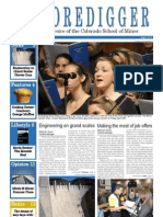 The Oredigger Issue 25 - May 2, 2011