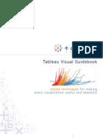 Visual Guidebook Data Visualization