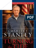 TURNING THE TIDE by Dr. Charles Stanley – read an excerpt!