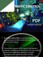 AIR TRAFFIC CONTROL ( a summary )