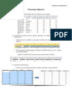 02 Excel - Formatos Basicos