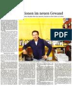 110429 Weser Kurier_Rabattaktionen Im Neuen Gewand