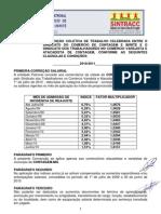 Cct2010-2011 Sindicato Comercio Contagem
