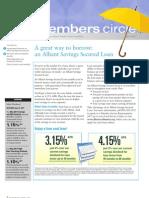 Members Circle, April 2011 Newsletter