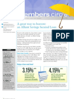 Members Circle, April 2011 Newsletter