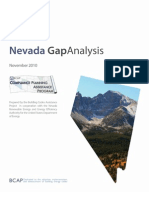 Nevada Gap Analysis