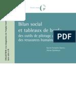 Bilan_social Et Tableaux de Bord