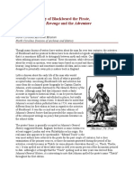 A General History of Black Beard the Pirate