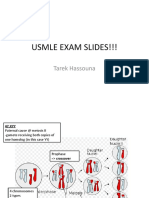Usmle Exam Slides!!!