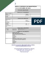 Ficha de Inscricao Pcm Belem