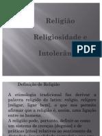 Apresentação sobre religiao final